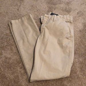 Gap Chino khaki pants